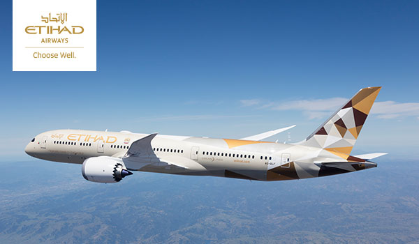 EY - ETIHAD AIRWAYS